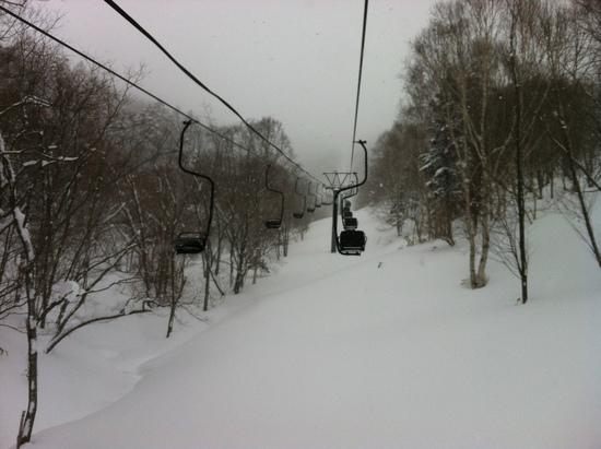 都会から離れ・・・|星野リゾート トマム スキー場のクチコミ画像
