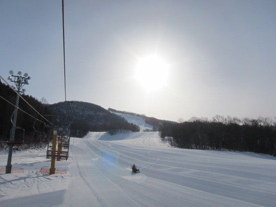 2013/02/15(土) 北海道カムイスキーリンクスの速報|カムイスキーリンクスのクチコミ画像