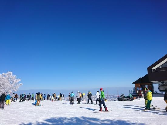 最高! 野沢温泉スキー場のクチコミ画像