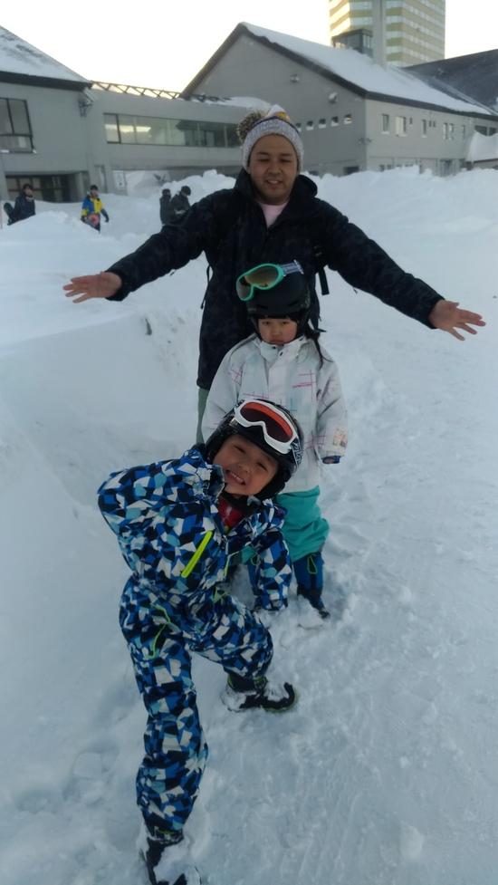 吹雪から一夜明け 安比高原スキー場のクチコミ画像