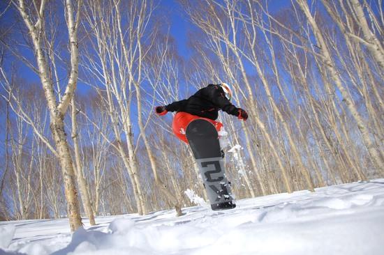 ヘタクソでもカッコいい写真とれるもん!|かぐらスキー場のクチコミ画像