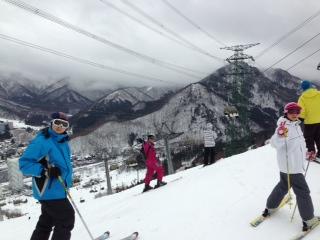 子供と一緒にスキーに連れてって|苗場スキー場のクチコミ画像
