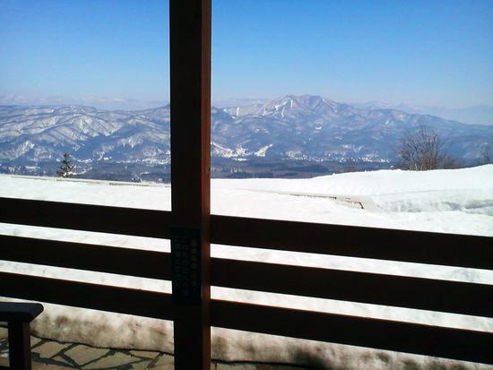 絶景!|赤倉観光リゾートスキー場のクチコミ画像2