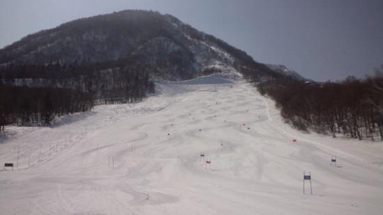 賑わっていました|北信州 木島平スキー場のクチコミ画像