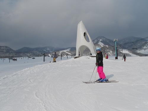 滑りごたえ十分です|栂池高原スキー場のクチコミ画像