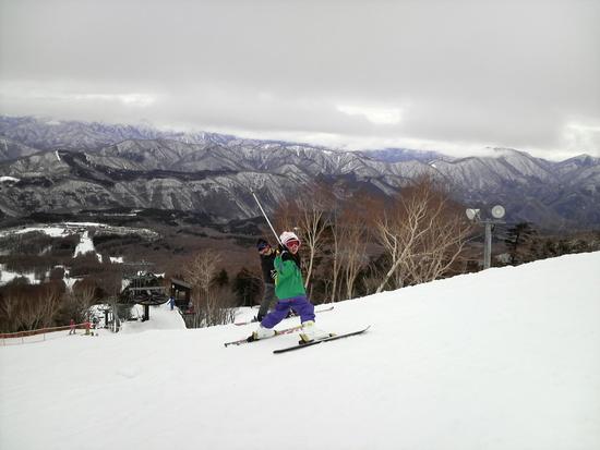 山頂から ハンターマウンテン塩原のクチコミ画像3