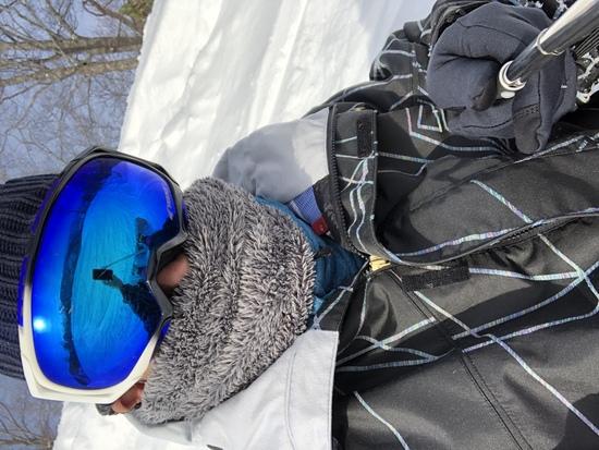 滑った〜^_^|妙高杉ノ原スキー場のクチコミ画像