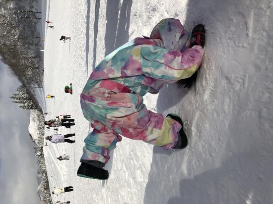 初めての雪 湯沢中里スノーリゾートのクチコミ画像2
