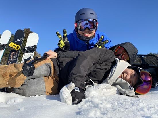 最高のゲレンデ!!|会津高原南郷スキー場のクチコミ画像