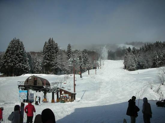 オープン|さかえ倶楽部スキー場のクチコミ画像2