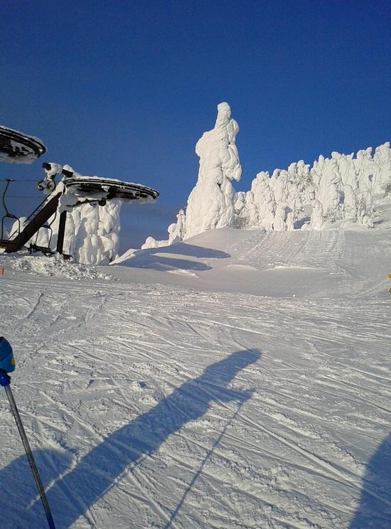 いいね!|蔵王温泉スキー場のクチコミ画像