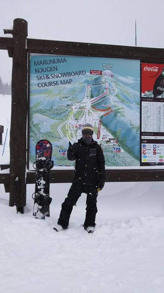 ゴンドラで山頂へ|丸沼高原スキー場のクチコミ画像