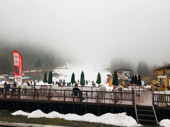 濃霧|めいほうスキー場のクチコミ画像
