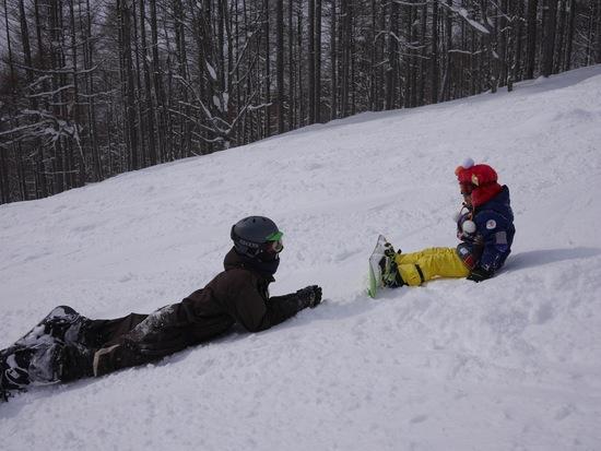 新しい家族|妙高杉ノ原スキー場のクチコミ画像
