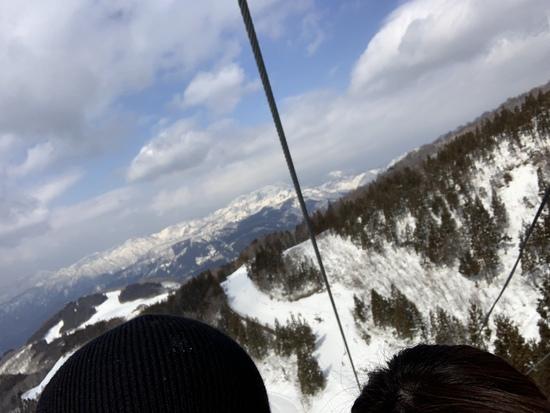ボードサイコーーーー♡⃛|スキージャム勝山のクチコミ画像
