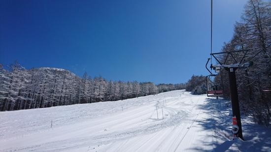 湯の丸スキー場のフォトギャラリー6