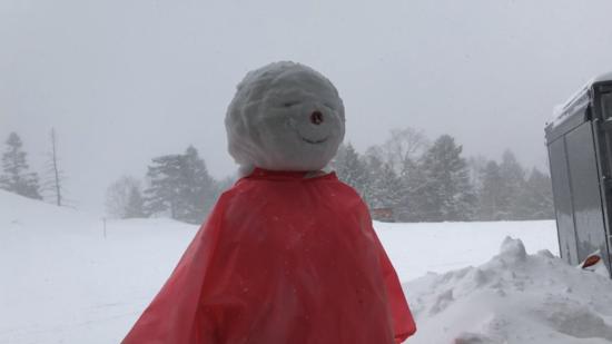 いい天気にな〜れ⛄️|川場スキー場のクチコミ画像1