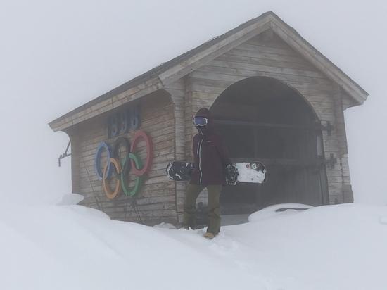 やっぱり広い|白馬八方尾根スキー場のクチコミ画像