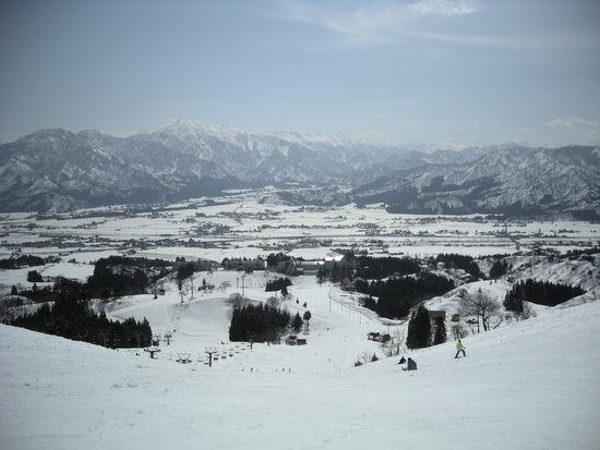 シーズン券がお得 上越国際スキー場のクチコミ画像