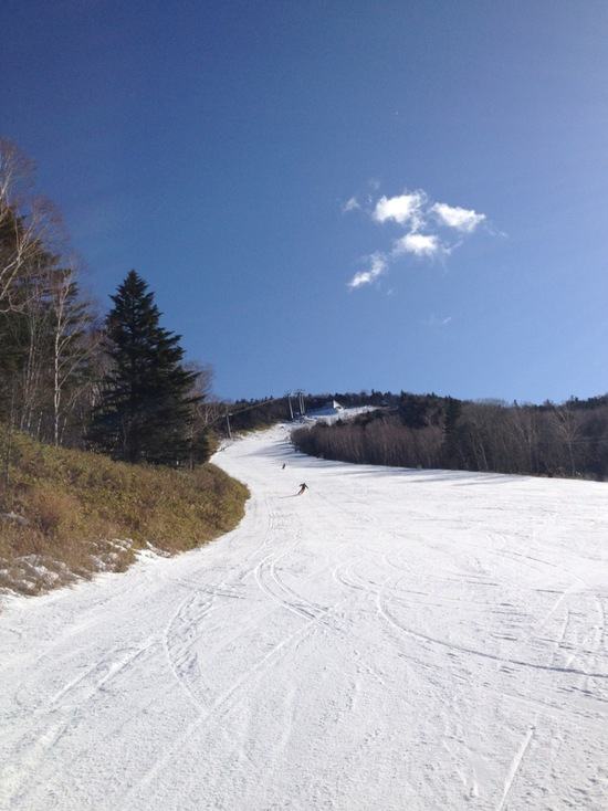 今季の初滑りです!|ハンターマウンテン塩原のクチコミ画像