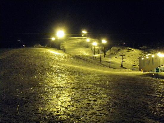 コースが短くて疲れません。|石打丸山スキー場のクチコミ画像3