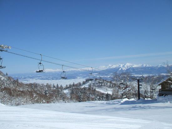 便利で楽しいスキー場|富良野スキー場のクチコミ画像