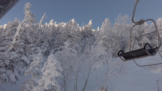 横手山かな?|志賀高原 熊の湯スキー場のクチコミ画像2