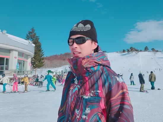 開眼|斑尾高原スキー場のクチコミ画像