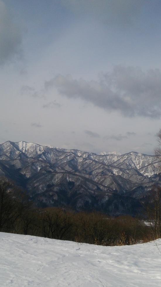 バレンタイン翌日にして春の訪れ|会津高原南郷スキー場のクチコミ画像
