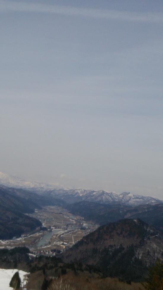 バレンタイン翌日にして春の訪れ|会津高原南郷スキー場のクチコミ画像3