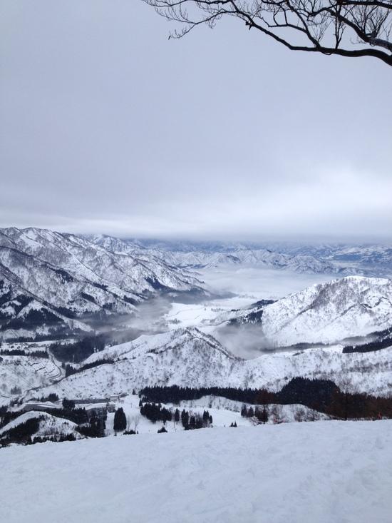 オープン日、雨、重雪|六日町八海山スキー場のクチコミ画像