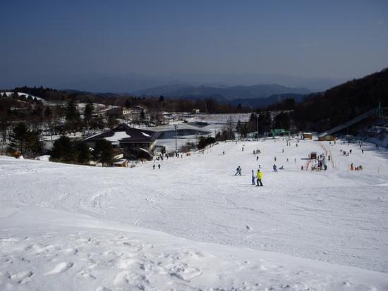 茶臼山に行ってきました。|茶臼山高原スキー場のクチコミ画像