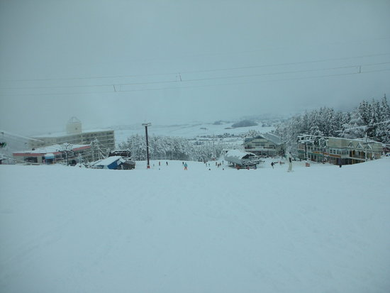 新雪 北信州 木島平スキー場のクチコミ画像1