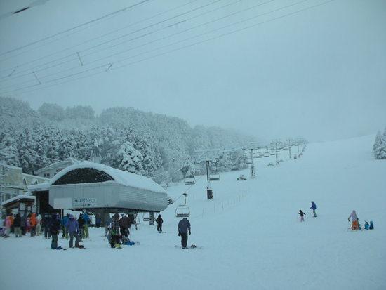 新雪 北信州 木島平スキー場のクチコミ画像2