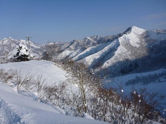 上級コース 湯沢中里スノーリゾートのクチコミ画像