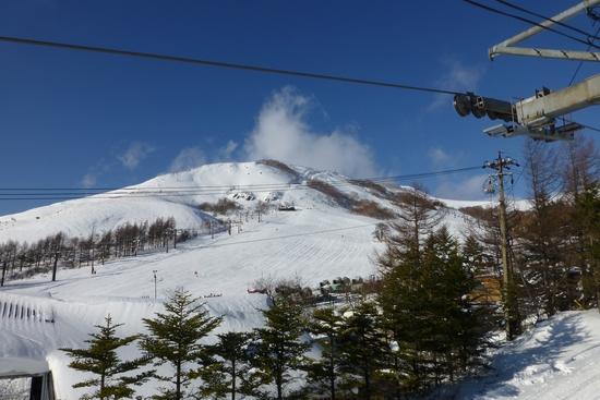 最高の天気|車山高原SKYPARKスキー場のクチコミ画像2