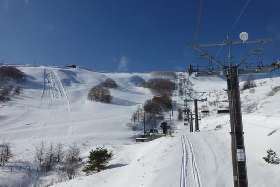 最高の天気|車山高原SKYPARKスキー場のクチコミ画像3
