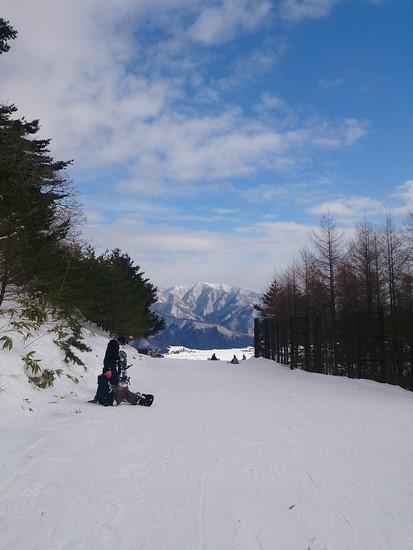 美しい山脈、湖、絶景を楽しむスキー|星野リゾート アルツ磐梯のクチコミ画像