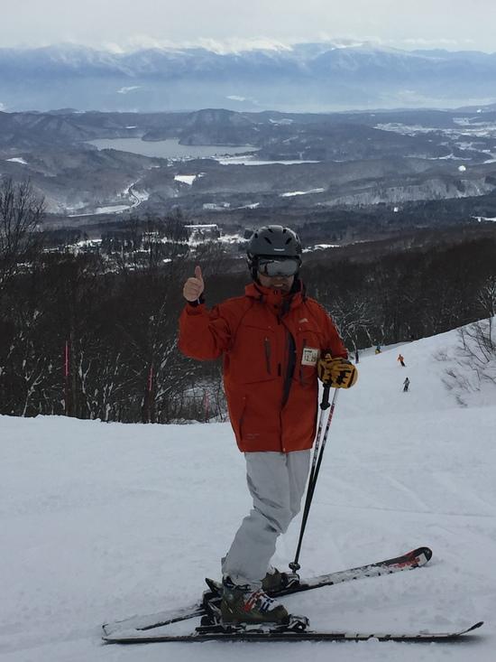 2018初スキー|赤倉観光リゾートスキー場のクチコミ画像
