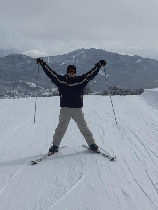 2018初スキー|赤倉観光リゾートスキー場のクチコミ画像2