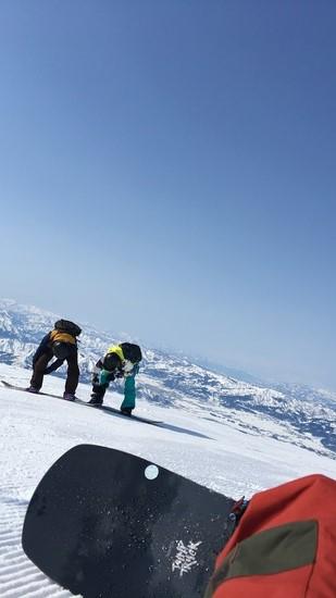 快晴 六日町八海山スキー場のクチコミ画像2