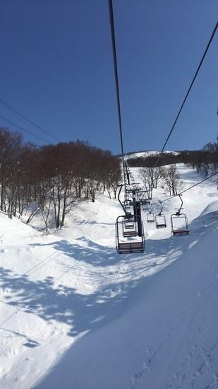 快晴 六日町八海山スキー場のクチコミ画像3