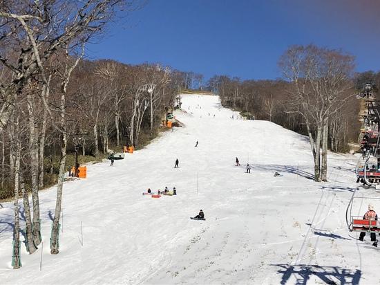 再オープン初日|たんばらスキーパークのクチコミ画像