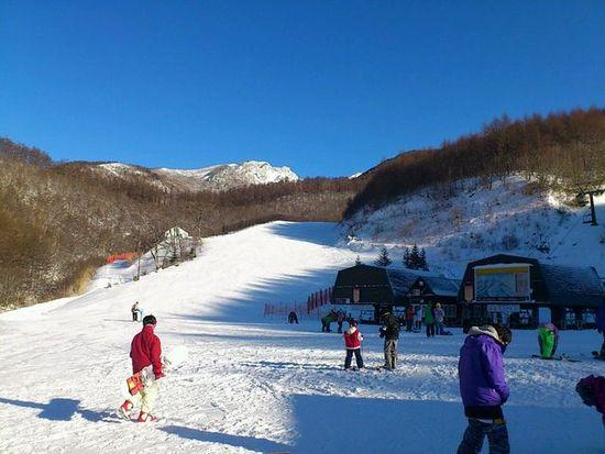 雪質よいですよ。|川場スキー場のクチコミ画像