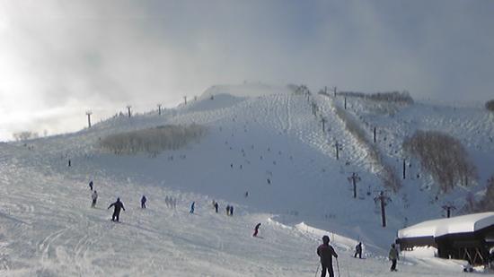 初滑りにでかけました|白馬八方尾根スキー場のクチコミ画像