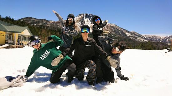 頂上!|丸沼高原スキー場のクチコミ画像