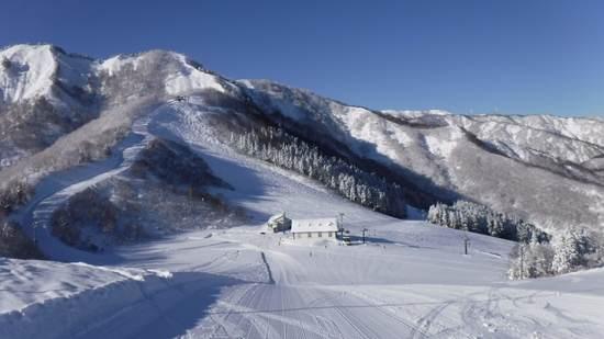 正月だけど混んでなかった|神立スノーリゾート(旧 神立高原スキー場)のクチコミ画像