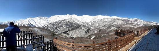 白馬岩岳スノーフィールドのフォトギャラリー2