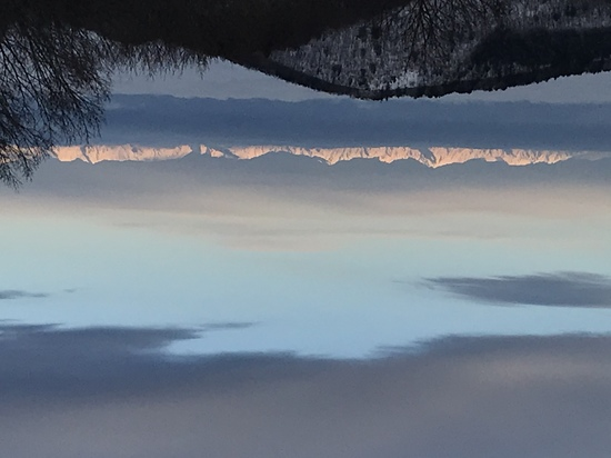あっちの雪は♬|志賀高原リゾート中央エリア(サンバレー〜一の瀬)のクチコミ画像