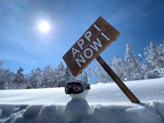 景色最高!|安比高原スキー場のクチコミ画像1